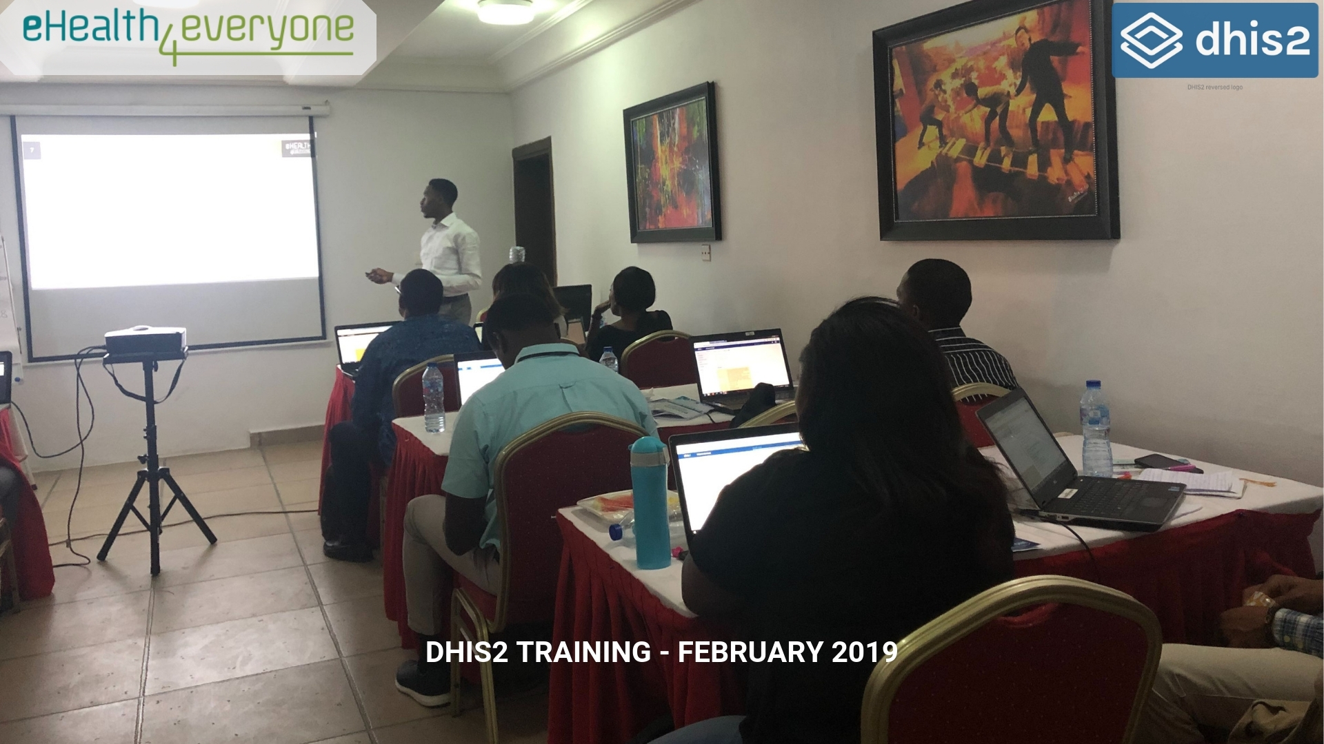 DHIS2 TRAINING – FEBRUARY 2019 – 2 - eHealth4everyone